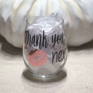 Other - Thank you, next wine glass